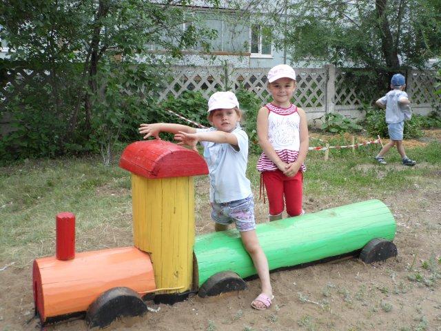 Как обустроить детскую площадку в садике своими руками